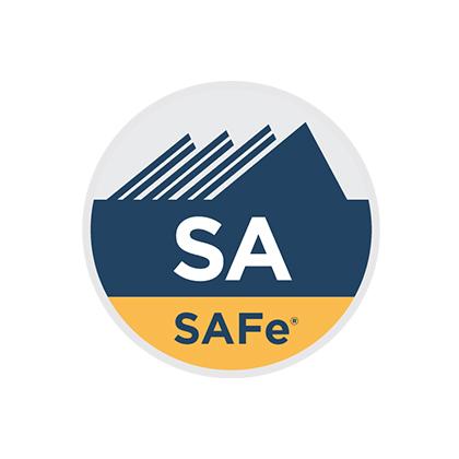 SA SAFe logo