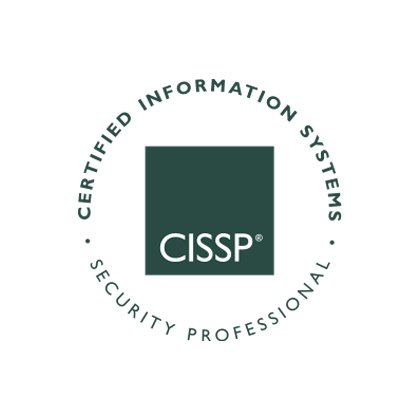 Certified Information Systems Security Professional logo